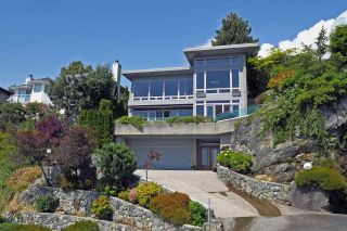 Photo 1: 100 TIDEWATER WAY: Lions Bay House for sale (West Vancouver)  : MLS®# R2077930