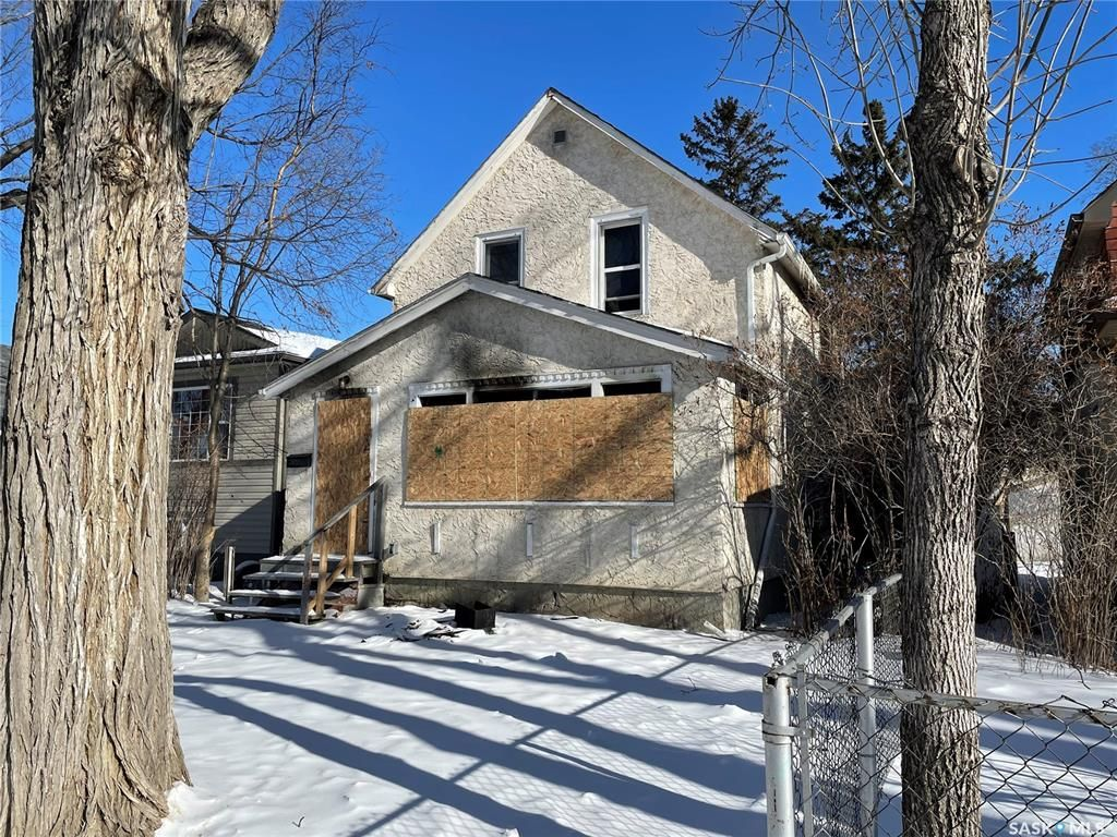 Main Photo: 1175 Retallack Street in Regina: Washington Park Residential for sale : MLS®# SK841040