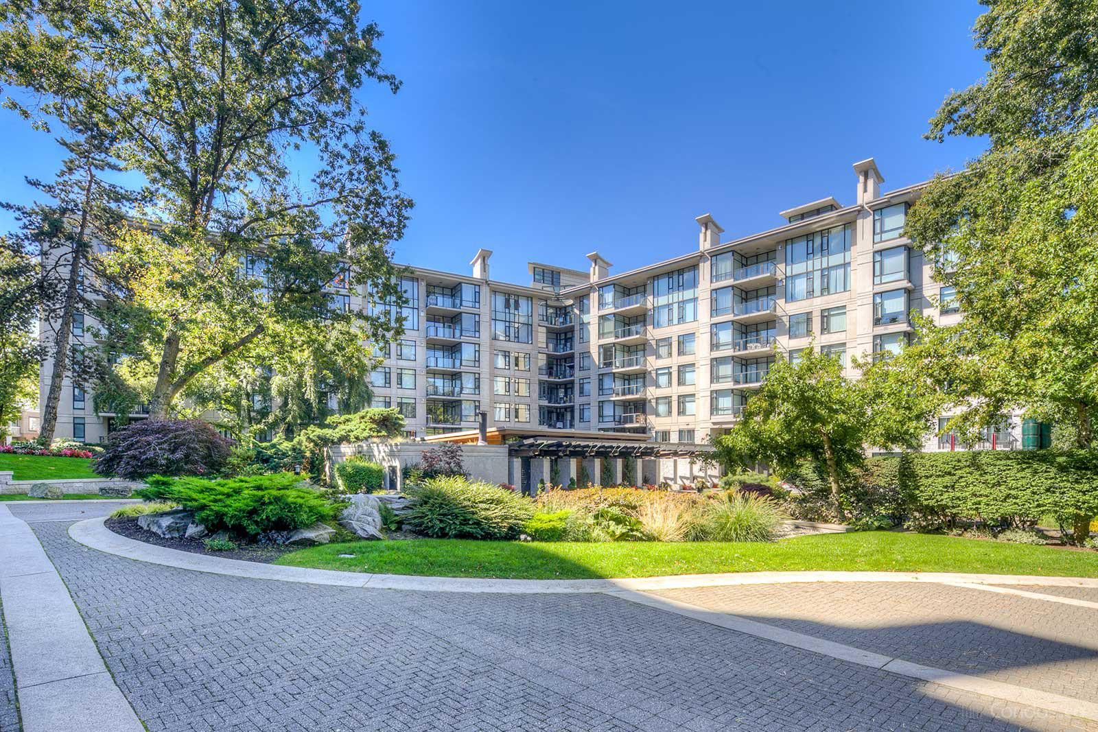 Main Photo:  in Vancouver: Quilchena Condo for rent (Vancouver West)  : MLS®# AR144