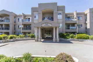 """Photo 1: 228 2109 ROWLAND Street in Port Coquitlam: Central Pt Coquitlam Condo for sale in """"Parkview Place"""" : MLS®# R2269188"""
