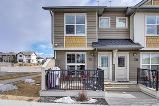 Photo 27: 731 101 Sunset Drive: Cochrane Row/Townhouse for sale : MLS®# A1077505
