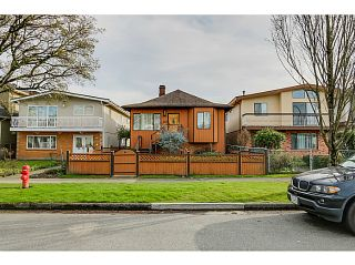 """Photo 1: 1288 E 26TH Avenue in Vancouver: Knight House for sale in """"CEDAR COTTAGE"""" (Vancouver East)  : MLS®# V1114314"""