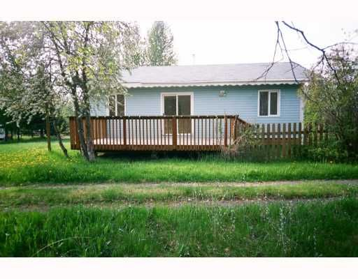 Main Photo: 8065 SHELLEY Road in Prince_George: Shelley House for sale (PG Rural East (Zone 80))  : MLS®# N192715