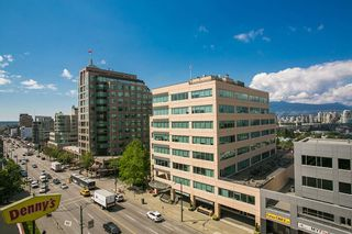 "Photo 18: 820 1268 W BROADWAY in Vancouver: Fairview VW Condo for sale in ""CITY GARDEN"" (Vancouver West)  : MLS®# R2074381"