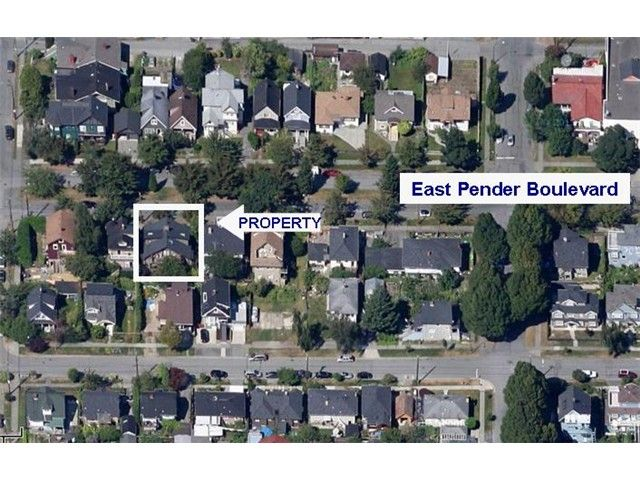 Photo 19: Photos: 2128 E PENDER Street in Vancouver: Hastings Fourplex for sale (Vancouver East)  : MLS®# V1056738