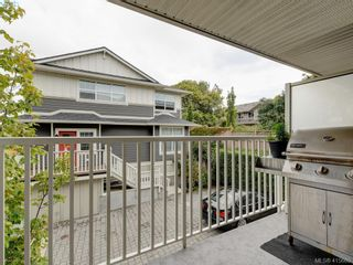 Photo 20: 6 3356 Whittier Ave in VICTORIA: SW Rudd Park Row/Townhouse for sale (Saanich West)  : MLS®# 824505