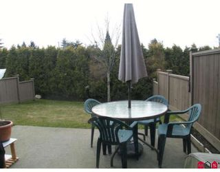 "Photo 8: 7 8888 151ST Street in Surrey: Bear Creek Green Timbers Townhouse for sale in ""CARLINGWOOD"" : MLS®# F2903191"