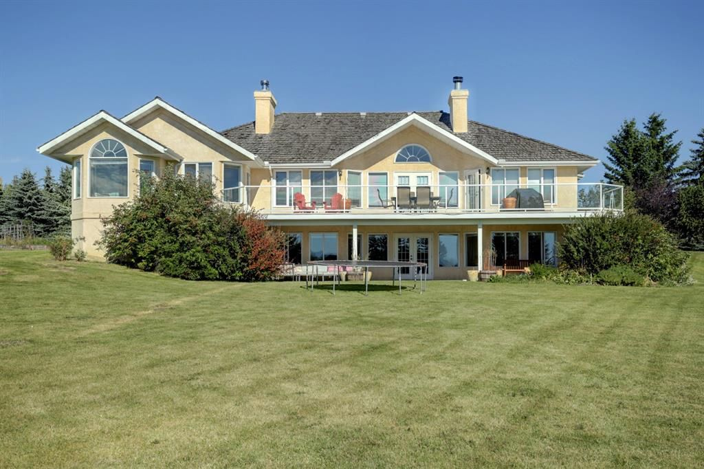 Main Photo: 243027 HORIZON VIEW Road in Rural Rocky View County: Rural Rocky View MD Detached for sale : MLS®# A1061577