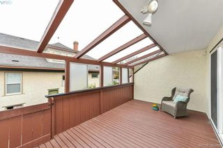 Photo 13: 8 954 Queens Ave in VICTORIA: Vi Central Park Row/Townhouse for sale (Victoria)  : MLS®# 780769