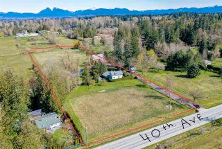 Photo 1: 22985 40 AVENUE in Langley: Campbell Valley House for sale : MLS®# R2565143