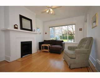 Photo 2: 2636 ST CATHERINES Street in Vancouver: Mount Pleasant VE 1/2 Duplex for sale (Vancouver East)  : MLS®# V812567