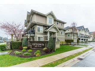 """Photo 1: 87 19525 73 Avenue in Surrey: Clayton Townhouse for sale in """"Uptown"""" (Cloverdale)  : MLS®# R2448579"""