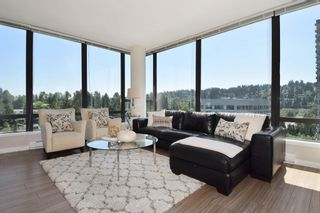 "Photo 3: 1402 110 BREW Street in Port Moody: Port Moody Centre Condo for sale in ""ARIA 1"" : MLS®# R2086187"