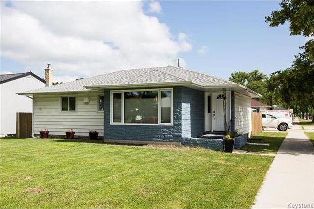 Main Photo: 417 Royal Avenue in Winnipeg: Residential for sale (4D)  : MLS®# 1718940