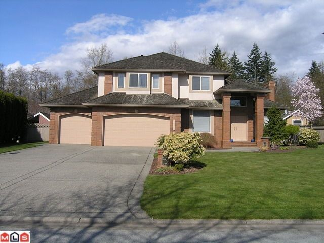 Main Photo: 13789 21A AV in Surrey: House for sale : MLS®# F1003887