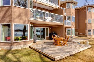 Photo 40: 117 East Chestermere: Chestermere Semi Detached for sale : MLS®# A1091135