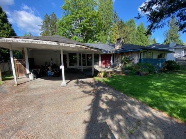 Main Photo: 5450 RUGBY Street in Burnaby: Deer Lake House for sale (Burnaby South)  : MLS®# R2575451