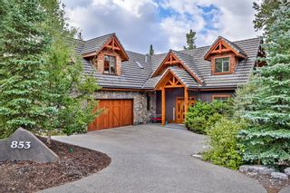 Photo 1: 853 Silvertip Heights: Canmore Detached for sale : MLS®# A1141425