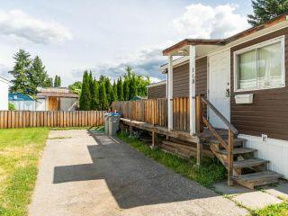 Photo 23: 140 2400 OAKDALE Way in Kamloops: Westsyde Manufactured Home/Prefab for sale : MLS®# 162619