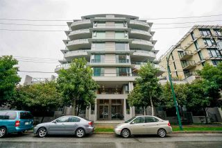 """Photo 1: 602 587 W 7TH Avenue in Vancouver: Fairview VW Condo for sale in """"AFFINITI"""" (Vancouver West)  : MLS®# R2309315"""
