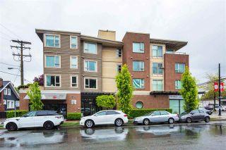 "Photo 1: 306 1689 E 13TH Avenue in Vancouver: Grandview Woodland Condo for sale in ""Fusion"" (Vancouver East)  : MLS®# R2370706"