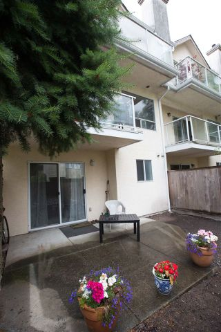 Photo 15: 206 8600 WESTMINSTER HIGHWAY in Richmond: Brighouse Townhouse for sale : MLS®# R2081754