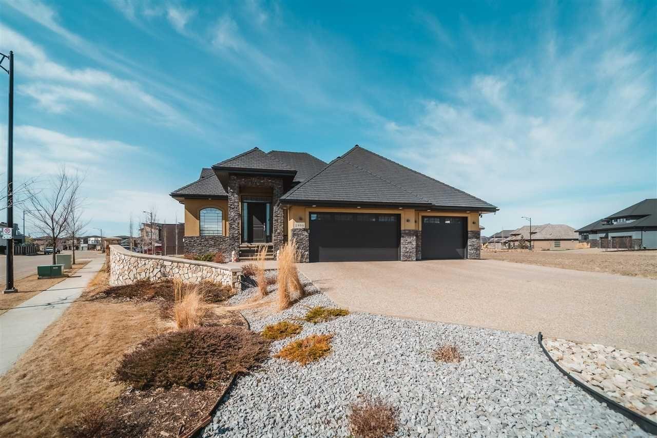 Main Photo: 2806 WHEATON Drive in Edmonton: Zone 56 House for sale : MLS®# E4266465