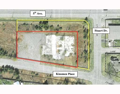 Main Photo: 700 KINSMEN Place in PRINCE GEORGE: Spruceland Commercial for sale (PG City West (Zone 71))  : MLS®# N4503763