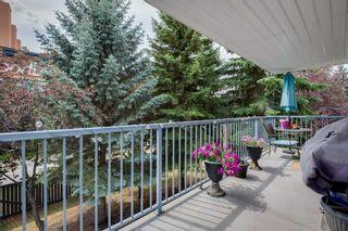 Photo 22: 220 10508 119 Street in Edmonton: Zone 08 Condo for sale : MLS®# E4254445