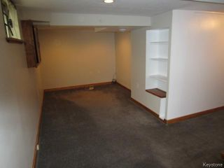 Photo 10: 577 Windsor Avenue in WINNIPEG: East Kildonan Residential for sale (North East Winnipeg)  : MLS®# 1318308