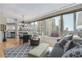 """Photo 1: 704 1177 HORNBY Street in Vancouver: Downtown VW Condo for sale in """"London Place"""" (Vancouver West)  : MLS®# V1069456"""