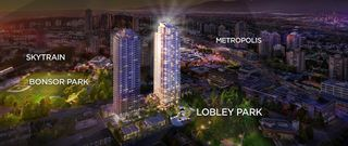 """Photo 1: 1910 6538 NELSON Avenue in Burnaby: Metrotown Condo for sale in """"Met 2"""" (Burnaby South)  : MLS®# R2148663"""