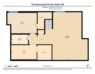 Photo 44: 1361 Ravenswood Drive SE: Airdrie Detached for sale : MLS®# A1104704