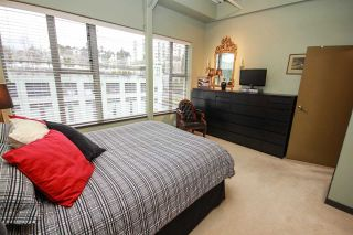 """Photo 15: 510 549 COLUMBIA Street in New Westminster: Downtown NW Condo for sale in """"C2C LOFTS & FLATS"""" : MLS®# R2031496"""