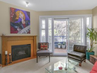 """Photo 2: 207 1924 COMOX Street in Vancouver: West End VW Condo for sale in """"WINDGATE BY THE PARK"""" (Vancouver West)  : MLS®# R2109767"""