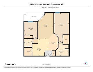 Photo 36: 328 13111 140 Avenue in Edmonton: Zone 27 Condo for sale : MLS®# E4246371