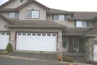 """Photo 1: 58 46360 VALLEYVIEW Road in Sardis: Promontory Townhouse for sale in """"APPLE CREEK"""" : MLS®# H2800129"""