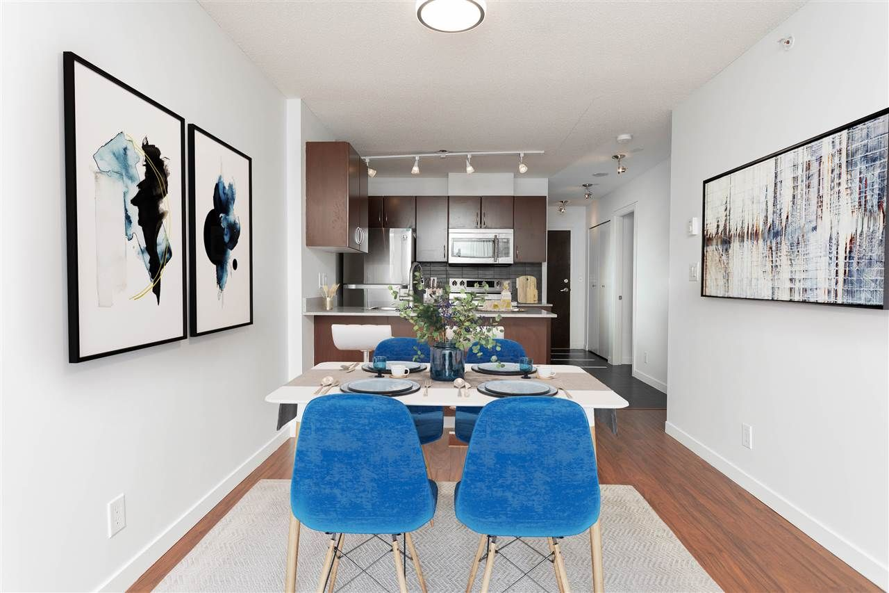 """Main Photo: 2008 938 SMITHE Street in Vancouver: Downtown VW Condo for sale in """"Electric Avenue"""" (Vancouver West)  : MLS®# R2526507"""
