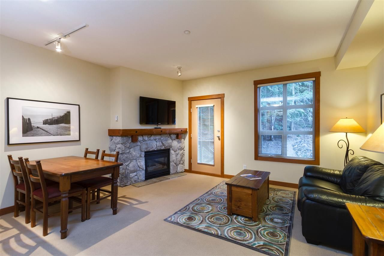 """Main Photo: 223 4660 BLACKCOMB Way in Whistler: Benchlands Condo for sale in """"LOST LAKE LODGE"""" : MLS®# R2453365"""