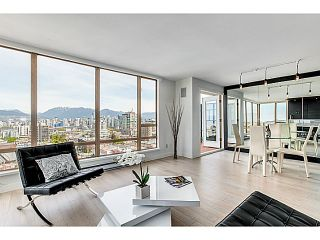 """Photo 5: 1201 1405 W 12TH Avenue in Vancouver: Fairview VW Condo for sale in """"THE WARRENTON"""" (Vancouver West)  : MLS®# V1062327"""