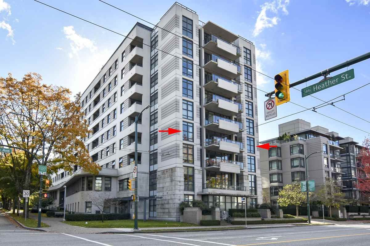 """Main Photo: 404 2851 HEATHER Street in Vancouver: Fairview VW Condo for sale in """"Tapestry"""" (Vancouver West)  : MLS®# R2512313"""