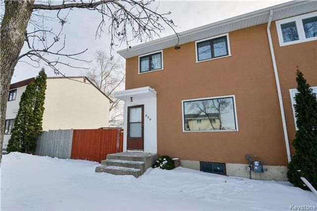 Main Photo: 550 Berwick Place in Winnipeg: Lord Roberts Residential for sale (1Aw)  : MLS®# 1800762