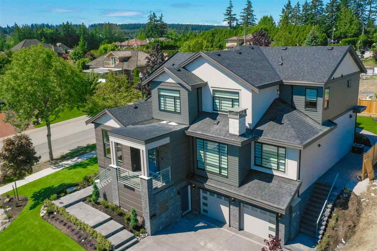 Main Photo: 3409 155A Street in Surrey: Morgan Creek House for sale (South Surrey White Rock)  : MLS®# R2577056