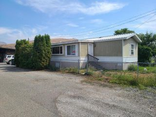 Photo 1: 3 1299 OLD CARIBOO ROAD: Cache Creek Manufactured Home/Prefab for sale (South West)  : MLS®# 164081