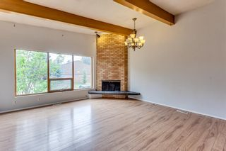 Photo 3: 11217 11 Street SW in Calgary: Southwood Semi Detached for sale : MLS®# A1126486