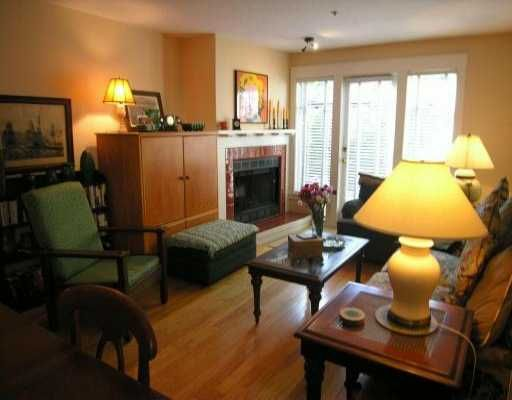 Main Photo: 1850 W 11TH AV in Vancouver: Kitsilano Townhouse for sale (Vancouver West)  : MLS®# V534392