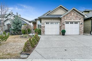 Main Photo: 155 Evergreen Circle SW in Calgary: Evergreen Detached for sale : MLS®# A1092650