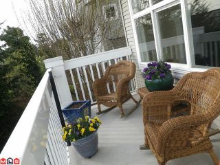 """Photo 5: 29 20460 66TH Avenue in Langley: Willoughby Heights Townhouse for sale in """"WILLOW EDGE"""" : MLS®# F1218333"""
