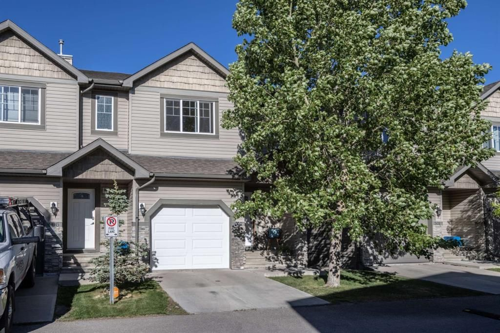 Main Photo: 407 620 Luxstone Landing SW: Airdrie Row/Townhouse for sale : MLS®# A1121530