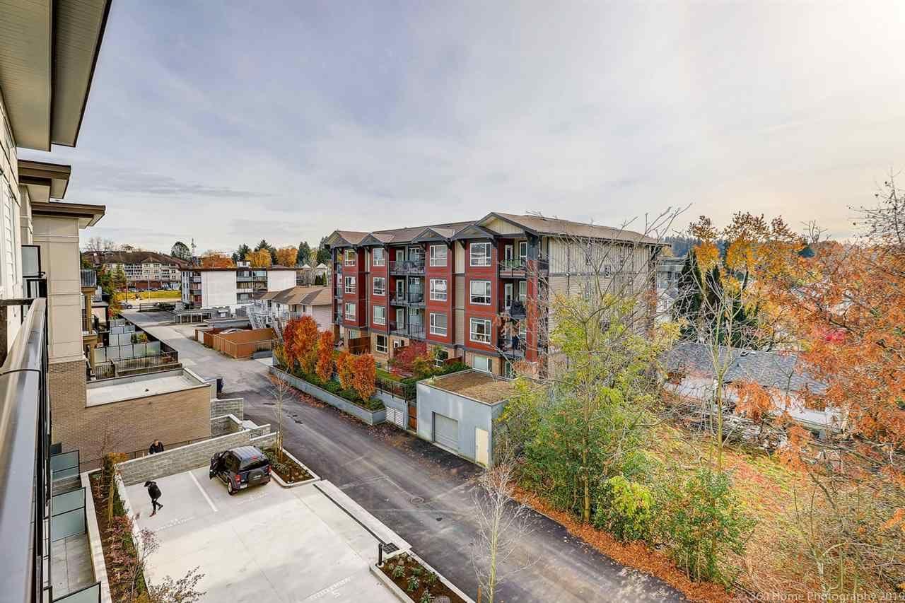 Photo 2: Photos: 412 2382 ATKINS Avenue in Port Coquitlam: Birchland Manor Condo for sale : MLS®# R2418574